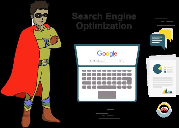 تهيئة المواقع لمحركات البحث ( سيو – SEO )