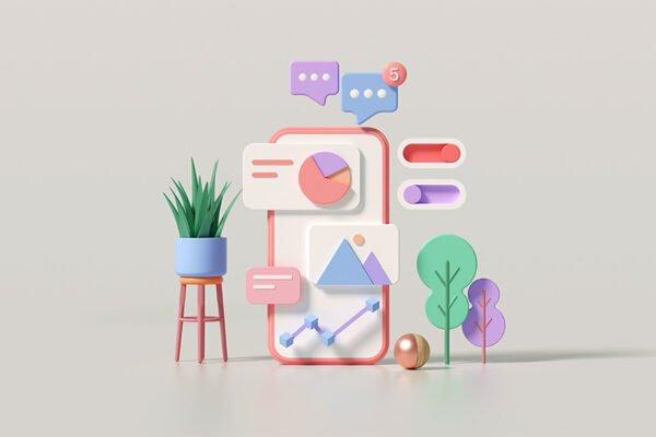 شركات تصميم تطبيقات الجوال, تصميم تطبيقات الجوال